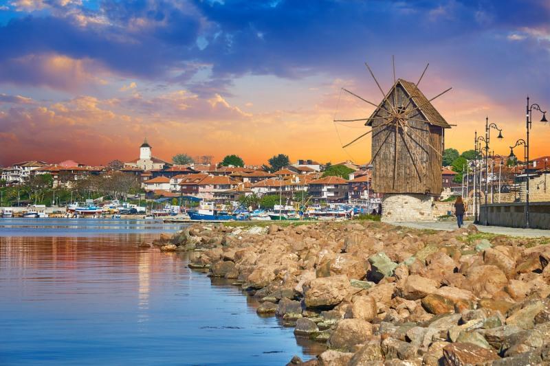 Почивка Почивка Несебър, България  - 10 нощувки, със собствен транспорт