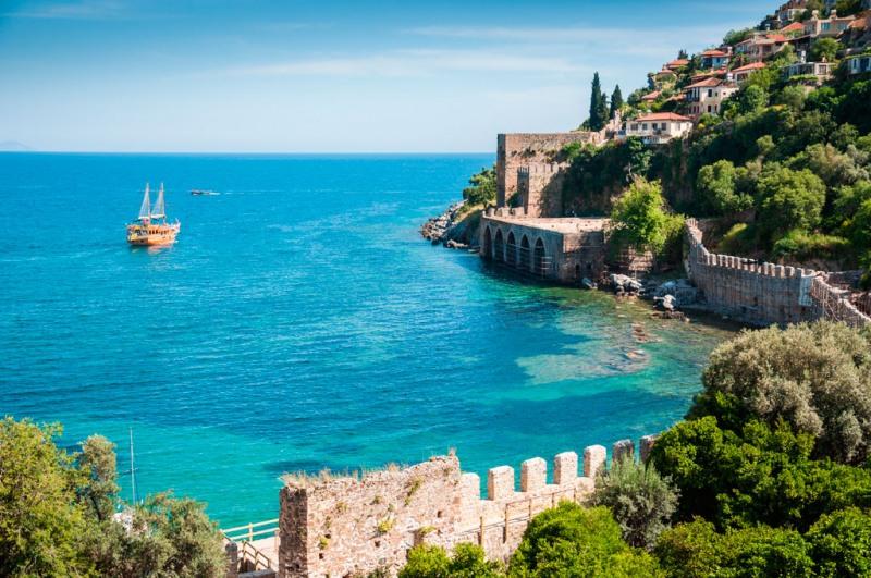 Почивка Почивка Алания, Турция  - 10 нощувки, със собствен транспорт