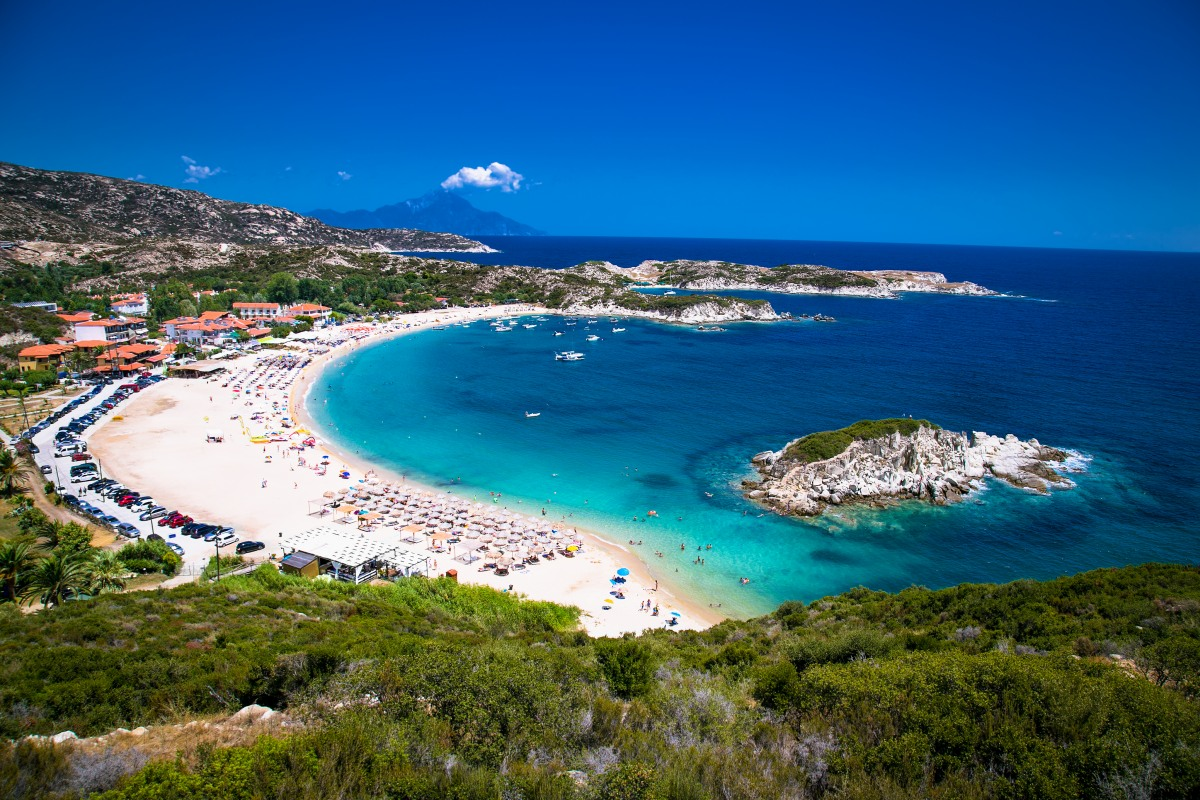 Почивка Почивка Халкидики - Ситония, Гърция - 7 нощувки, със собствен транспорт