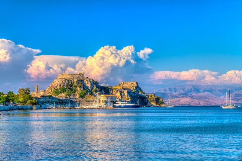 Почивка Почивка о-в Корфу, Гърция - 7 нощувки, със собствен транспорт
