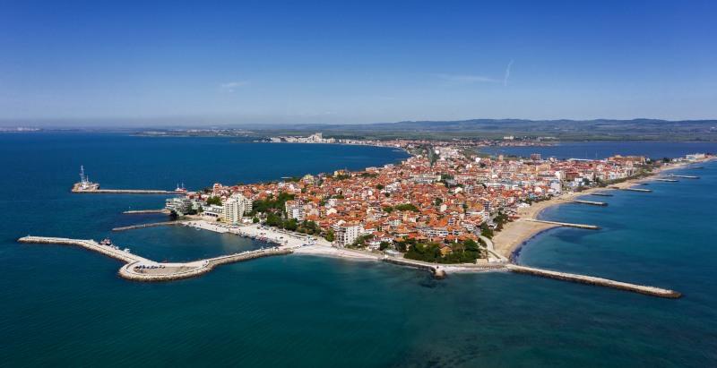 Почивка Почивка Поморие, България  - 14 нощувки, със собствен транспорт