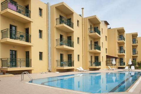 Edem Beach Apartment 1bedr