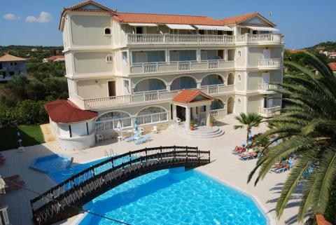 Villa Basil Hotel,STD