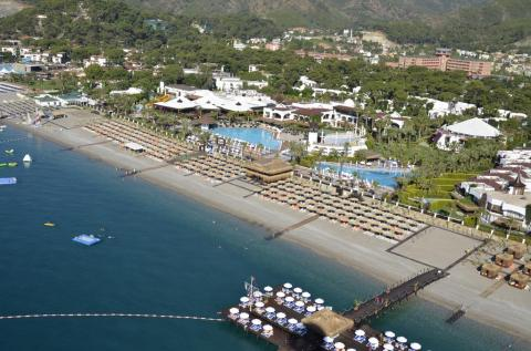 Simena Sun Club Holiday Village, STD