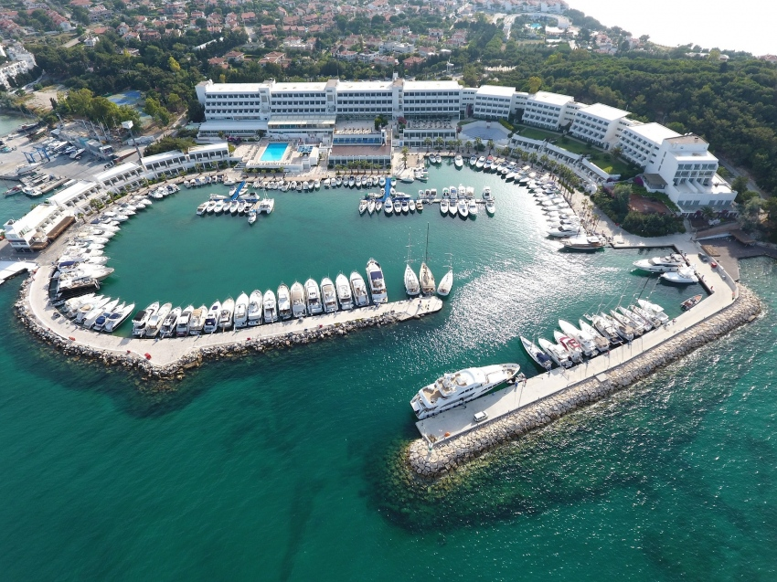 ALTIN YUNUS RESORT & THERMAL HOTEL 5*
