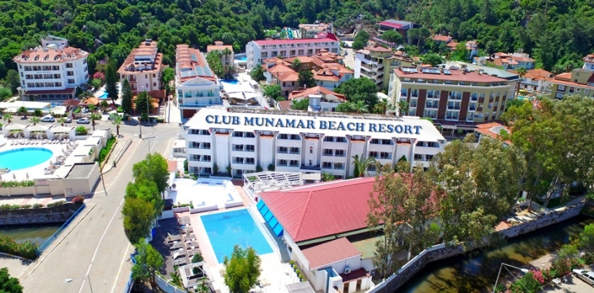 CLUB MUNAMAR BEACH  RESORT 3+*