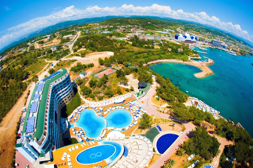 WATERPLANET HOTEL & AQUAPARK 4*