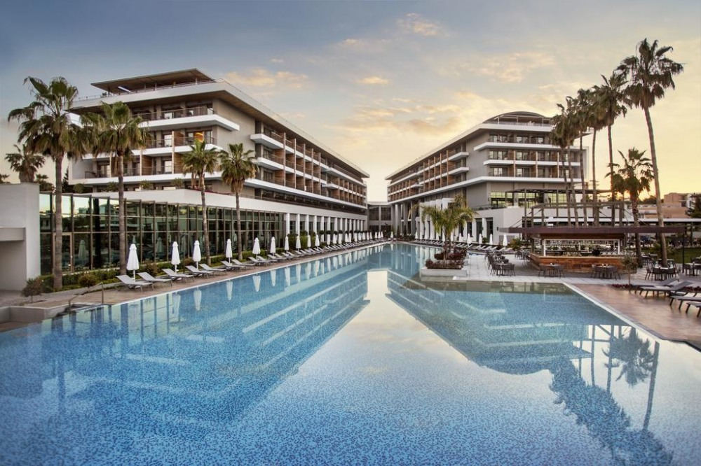 BARUT HOTELS ACANTHUS & CENNET